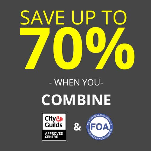 City & Guilds + CFOT - Up To 70%