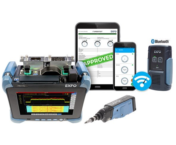FTB 5G Pro | 5G Tester | EXFO 2