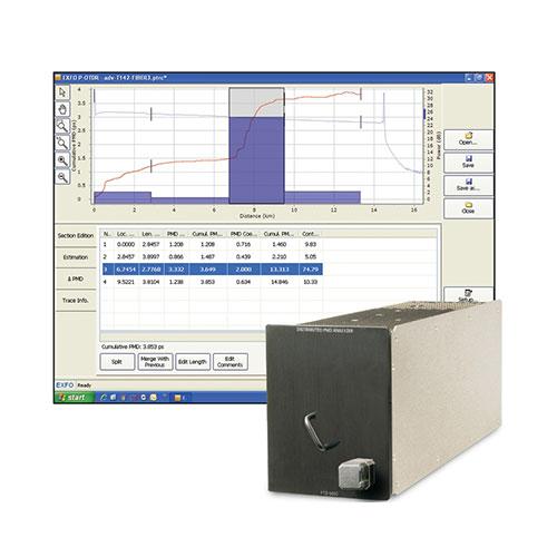 FTB-5600 | PMD Analyzer | EXFO 2