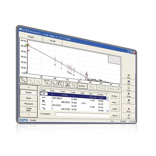 FTB-7600E | Ultra-long-haul OTDR | EXFO 2
