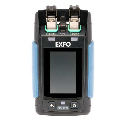 PPM-350D | Next-Gen PON Power Meter | EXFO Image 1