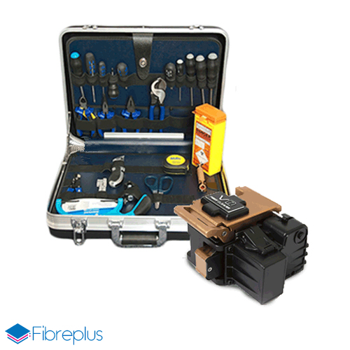 Fibre Optic Engineers Toolkit + Cleaver Image 1