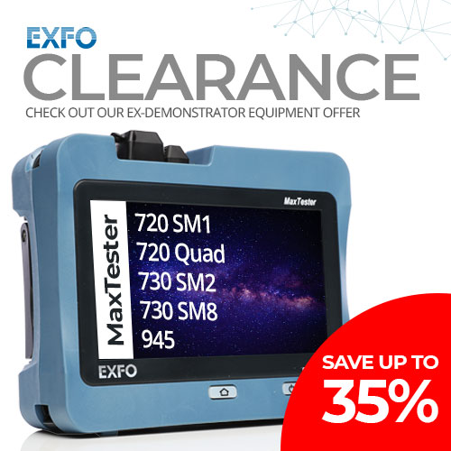 Save Up To 35% on Ex-Demonstrator Stock